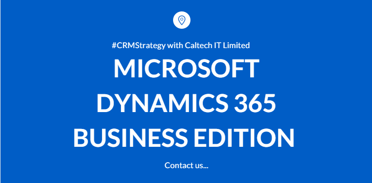 Dynamics 365 Business Edition Overview