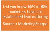 Lead nurturing fact