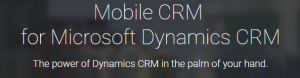 Resco for Dynamics CRM