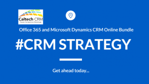 Office 365 and CRM Online