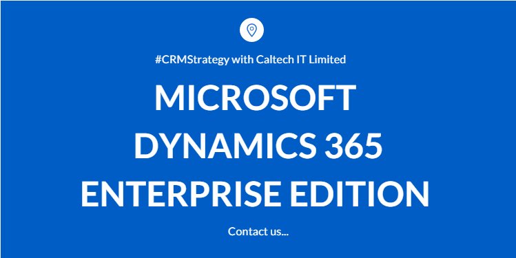Dynamics 365 Enterprise Edition